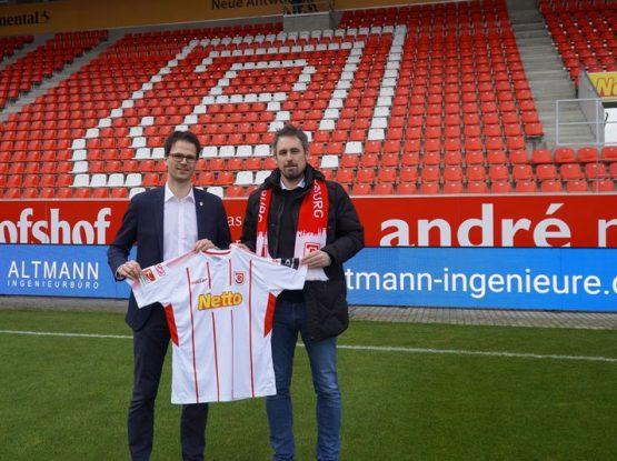 ALTMANN ist neuer Klassik-Partner des SSV Jahn