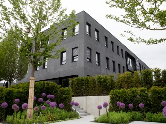 Die neue Firmenzentrale der ALTMANN-Gruppe